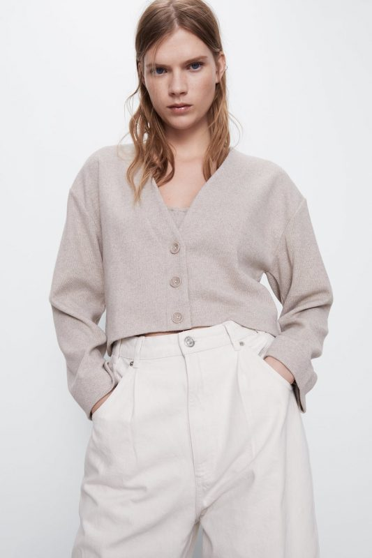 Zara Soft Touch Cardigan