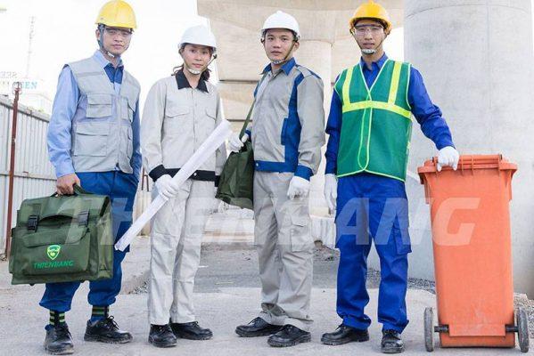 Xưởng may quần áo bảo hộ lao động chất lượng số 1 - 286371