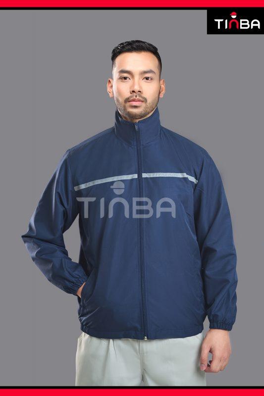 áo khoác đồng phục công nhân